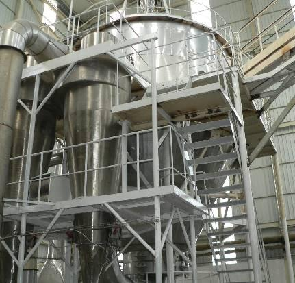 COMPLETE MILK POWDER FACTORY