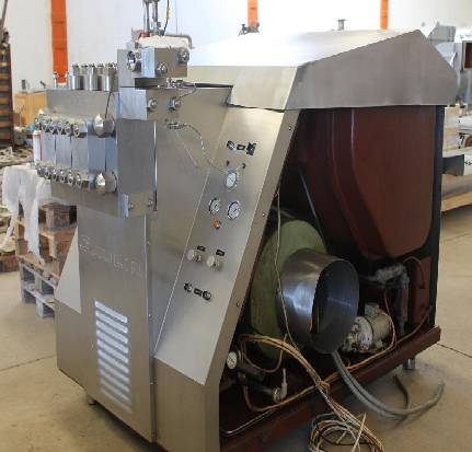APV GAULIN MC 45 MILK HOMOGENIZER