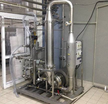 TETRA PAK ALLCROSS BACTOCATCH UNIT - MICROFILTRATION